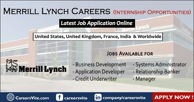 merrill lynch private banking and investment group internship