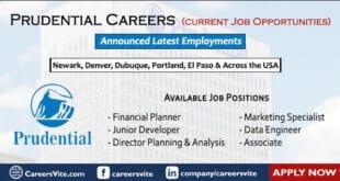 Prudential Careers