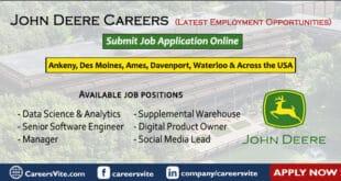 John Deere Careers