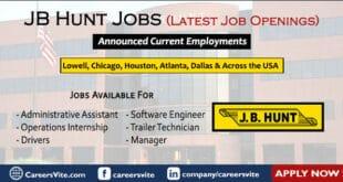 JB Hunt Jobs