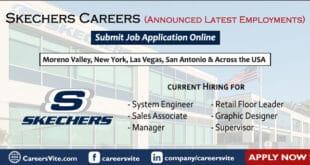 Skechers Careers